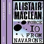 Force 10 from Navarone | Alistair MacLean