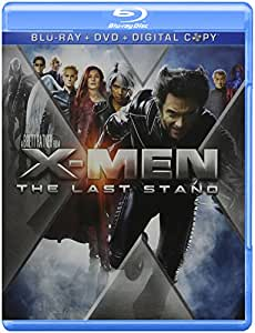 X-Men: The Last Stand (Blu-ray/DVD Combo + Digital Copy)