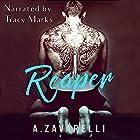 Reaper: Boston Underworld, Book 2 Hörbuch von Ashleigh Zavarelli Gesprochen von: Tracy Marks