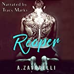 Reaper: Boston Underworld, Book 2 | Ashleigh Zavarelli