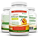Natural African Mango Cleanse - Miracle in a Bottle Weight Loss Diet Pills That Really Work Fast for Women & Man - 100% Pure Real African Mango Extract with Antioxidants to Burn Your Fat ...