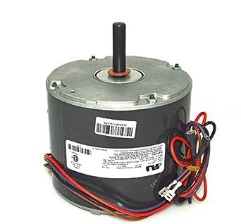 Trane parts mot11233 1 6hp 200 230v 825rpm 48 motor for Trane fan motor replacement cost