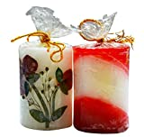 Salebrations Perfumed Cylindrical Candles ( 8 Candles )