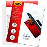Fellowes Laminating Pouches, Thermal, ImageLast, Letter Size, 5 Mil, 150 Pack (5204007)