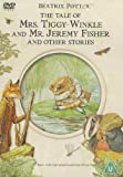 Beatrix Potter - The Tales of Mrs Tiggy Winkle and Mr Jeremy Fisher [DVD]