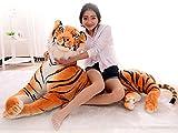 ぬいぐるみ  特大  虎/タイガー  大きい  動物  150cm   可愛い とらぬいぐるみ/虎縫い包み/とら抱き枕/お祝い/ふわふわぬいぐるみ
