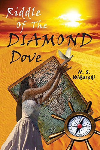 Riddle Of The Diamond Dove: Arkana Mysteries #4