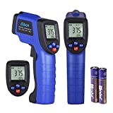 Albott Non-contact Digital Laser IR Infrared Thermometer Temperature Gun -58~788?(-50 ~ 420?),Battery Included