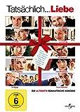 DVD Cover 'Tatsächlich...Liebe