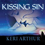 Kissing Sin: Riley Jenson, Guardian, Book 2 (       UNABRIDGED) by Keri Arthur Narrated by Angela Dawe