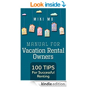 Manual For Vacation Rental Owners