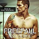 Freefall: Custom Culture #1 (       UNABRIDGED) by Tess Oliver Narrated by Dara Rosenberg