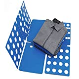 Huji® Adjustable Magic Fast Folder Clothes T-shirts Folding Board (1)