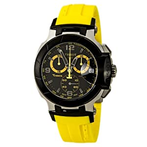 TISSOT T-SPORT T-RACE QUARTZ MENS WATCH #T048.417.27.057.03
