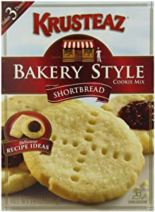krusteaz shortbread