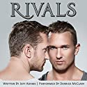 Rivals Audiobook by Jeff Adams Narrated by Derrick McClain