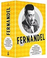 Fernandel - Coffret 6 films