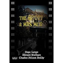 The Ghost & Mrs Muir Season 1 Disc 1 TV Series Hope Lange