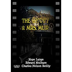 The Ghost & Mrs Muir Season 1 Disc 1 TV Series Hope Lange
