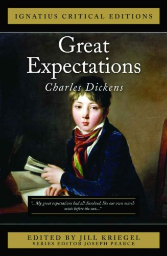 an analysis of the great expectations by charles dickens Great expectations by charles dickens pip was a boy without any expectations one december afternoon day he happens to meet a convict in the churchyard.