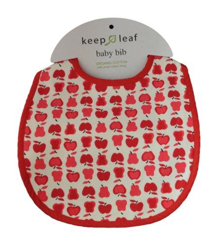 Keep Leaf Reversible Baby Bib - Fruit