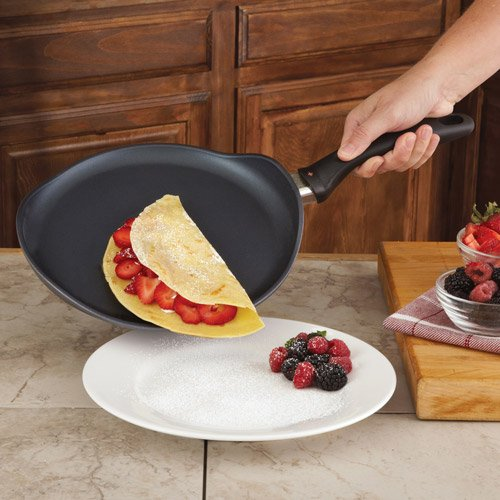 Swiss Diamond 10.25in Non-Stick Crepe Pan