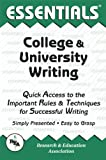 img - for English Language Essentials (Essentials Study Guides) book / textbook / text book