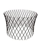 Master Garden Products Circular Willow Lattice Fence, 30 by 60-Inch at Sears.com