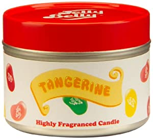 Wax Lyrical Jelly Belly Candle Tin, Tangerine from Wax Lyrical