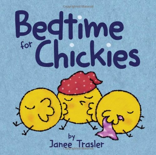 Bedtime For Chickies front-711702