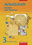 img - for Denken und Rechnen 3. Arbeitsheft. Berlin, Brandenburg, Mecklenburg-Vorpommern, Sachsen-Anhalt, Th ringen book / textbook / text book
