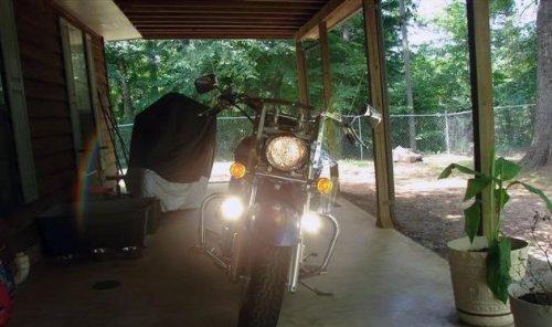 Honda VTX1300 Series Driving Lamps Lights Kit VTX 1300 1800 VTX1300C VTX1300R VTX1300S VTX1300T (2005 Honda Vtx 1300r Accessories compare prices)