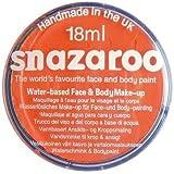 Snazaroo Orange Face Paint 18ml - Children's Face Painting Activity