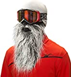 Máscara de esquí neopreno con barba Beardski