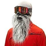 Beardski Harlee Gray Ski Mask