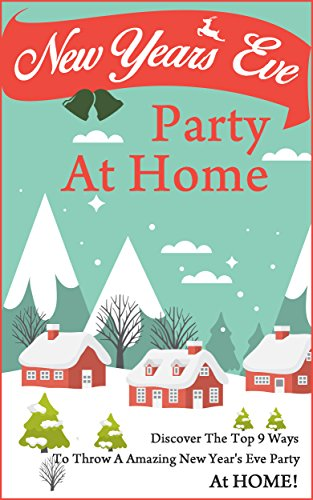 Virginia French - New Years Eve Party At Home - Discover The Top 9 Ways To Throw A Amazing New Year's Eve Party At HOME! (new years eve, 2015, new years eve party , new years resolutions, christmas, diy christmas)