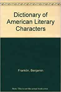 dictionary of literary characters pdf