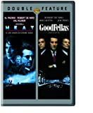 Heat / Goodfellas [DVD] [Region 1] [US Import] [NTSC]