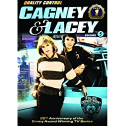 Cagney & Lacey Volume Five Part One