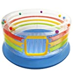 Jump-O-Lene Transparent Ring Bouncer...