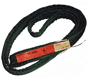 Slingmax TPXC Twin Path Extra Covermax Nylon Round Sling, Endless, Vertical Load Capacity
