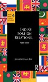 img - for India's Foreign Relations, 1947-2007 (South Asian History and Culture) book / textbook / text book