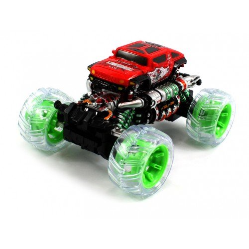 Electric Full Function 1:20 H3T Slantback 4WD Monster Truck RTR RC Car Remote Control w/ Rechargeable Batteries (Colors May Vary)