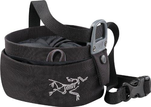 Arc'teryx Aperture Chalk Bag - Black Large