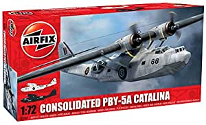 Airfix A05007 Consolidated PBY-5A Catalina 1:72 Scale Series 5 Plastic Model Kit