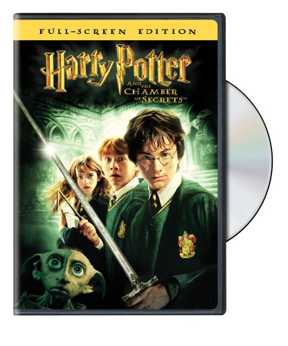 Harry Potter and the Chamber of Secrets (Full Screen Edition) - Chris Columbus