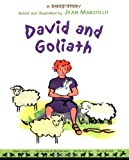 David and Goliath (Bible Story) (0316741388) by Marzollo, Jean