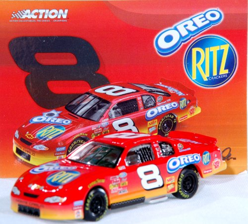 Action Dale Earnhardt Jr #8 Ritz Oreo 2003 Monte Carlo SS - 1