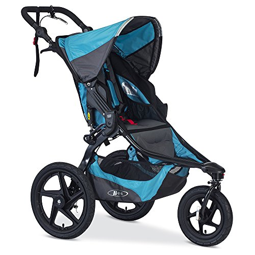Read About BOB 2016 Revolution PRO Stroller, Lagoon