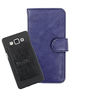 DooDa PU Leather Wallet Flip Case Cover With Card & ID Slots For Gionee M2